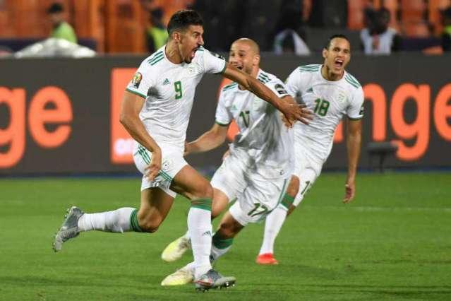 Algeria vs Senegal