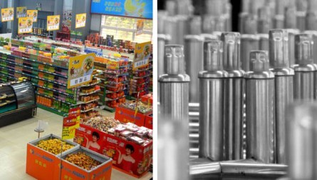 consumer or industrial goods