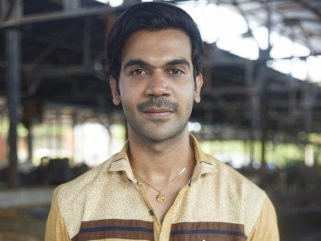 Actor Rajkummar Rao.