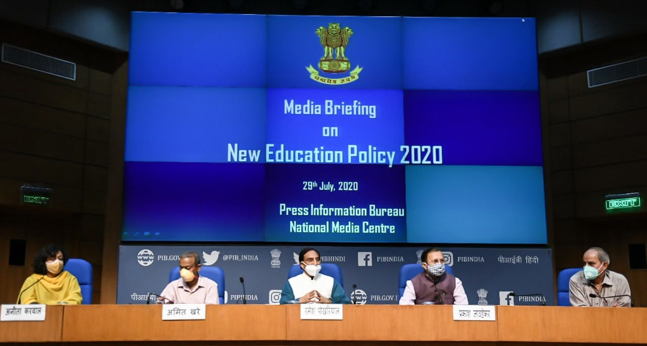New Education Policy gets Cabinet's nod, HRD Ministry renamed