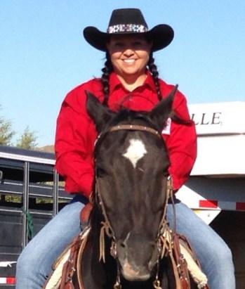 Cheyenne, The Native Cowgirl