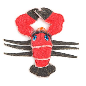 lobster dog toy found at gordmans.com