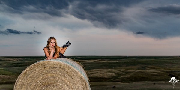 south dakota cowgirl photography, portrait, pretty girl