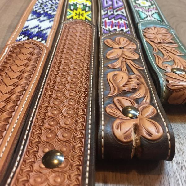 dx designs custom beaded belts