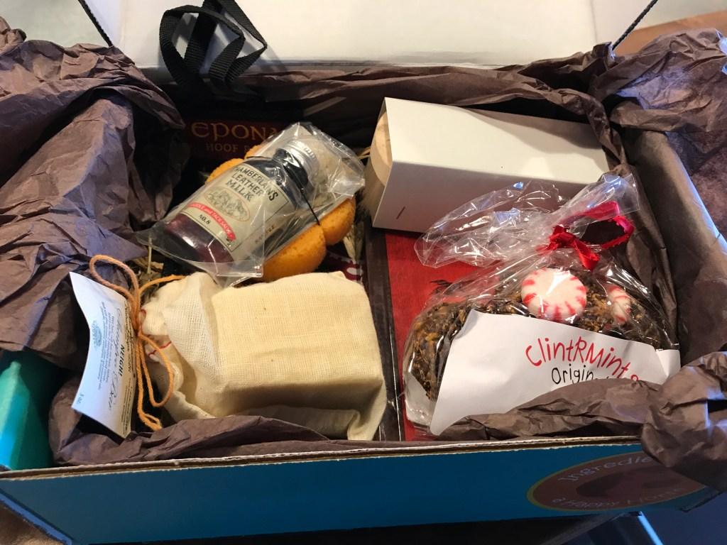 SaddleBox Giveaway!