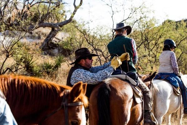 Circle Z Ranch, Arizona, Helpful staff!