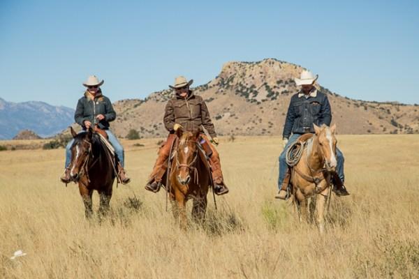 San Rafael Valley ride, Circle Z Guest Ranch
