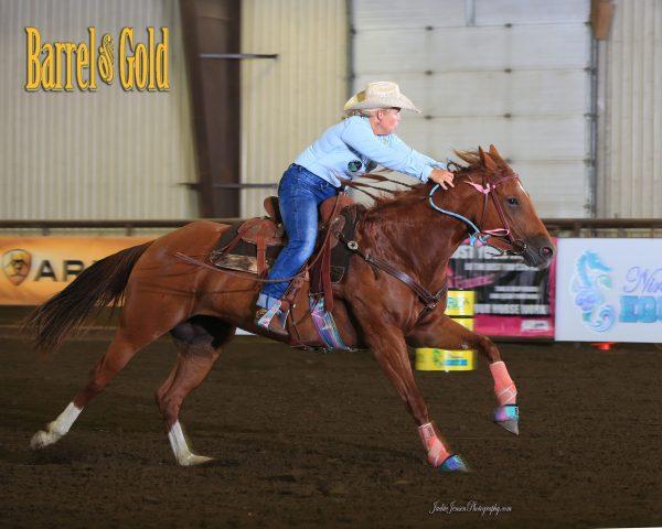 Cosmo learning the big girl things! Barrel racing, barrel of gold, jackie jensen photography, cottonwood arena, montana