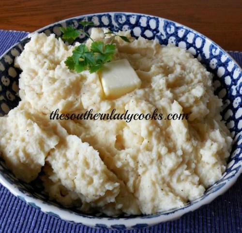 Mashed Potato Recipe