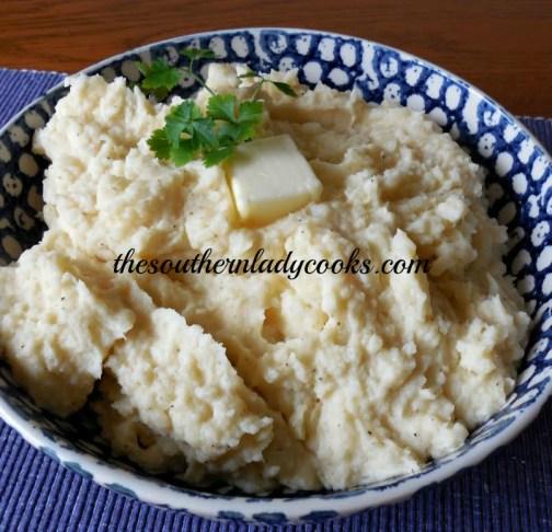 Creamy Mashed Potato Recipes The Southern Lady Cooks