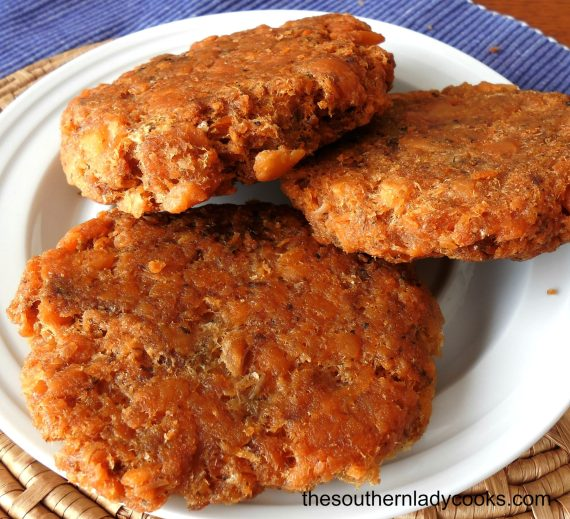 Salmon Patties The Southern lady Cooks