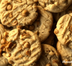 BUTTERSCOTCH PEANUT BUTTER COOKIES