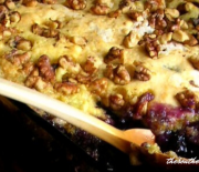 YUMMY BLUEBERRY DUMP CAKE