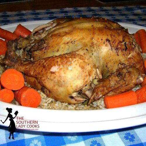 Slow Cooker Zesty Chicken