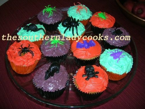 TSLCHalloweenCupcakes