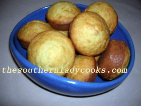 Sourdough Muffins - Copy