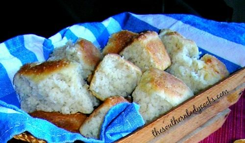 Pan Yeast Rolls