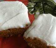 PUMPKIN NUT CAKE