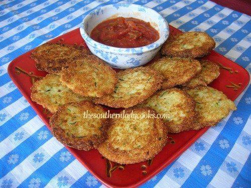Zucchini Hoecakes