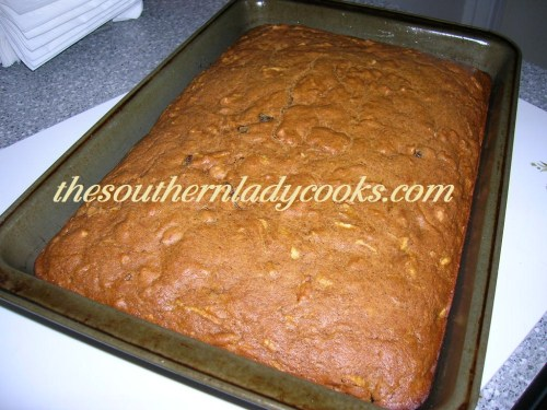 Pumpkin Apple Cake 2 - Copy