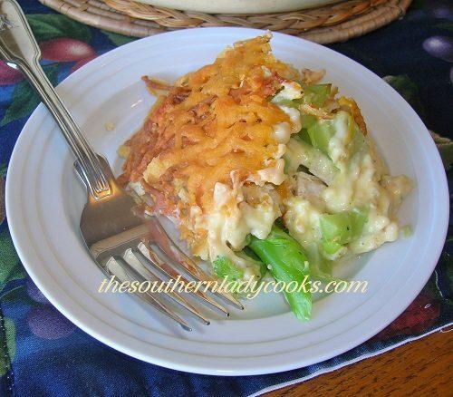 Broccoli Chicken Casserole - TSLC