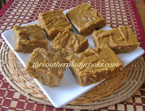 Creamy Pumpkin Fudge - TSLC