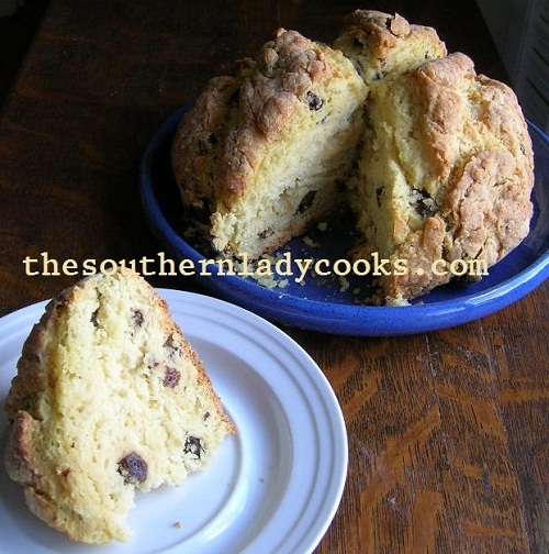 Irish Soda Bread - TSLC