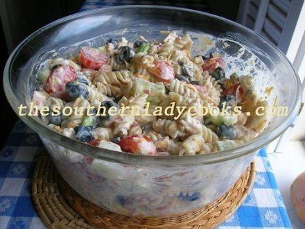 Ranch Pasta Salad - TSLC