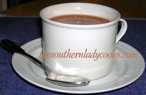 Chocolate Flavored Cinnamon Coffee - TSLC