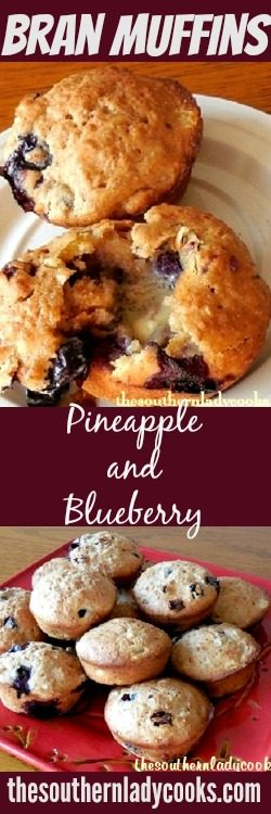 pineapple-and-blueberry-bran-muffins