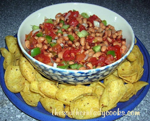 Southern Caviar or Blackeyed Pea Dip - Copy (2)