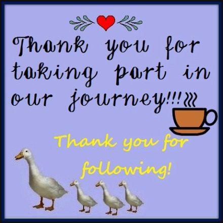 Thank You = TSCL