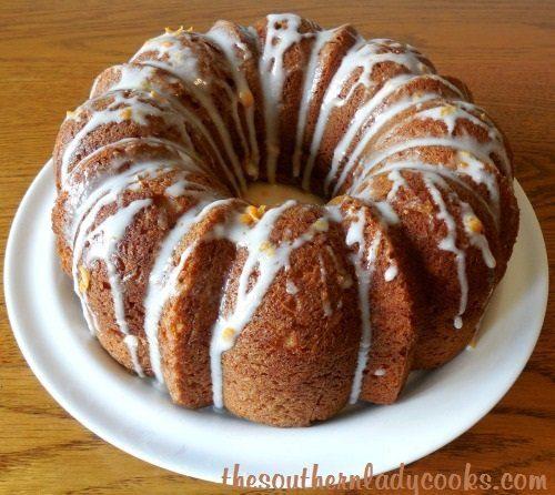 Easy Orange Bundt Cake - TSLC2 - Copy