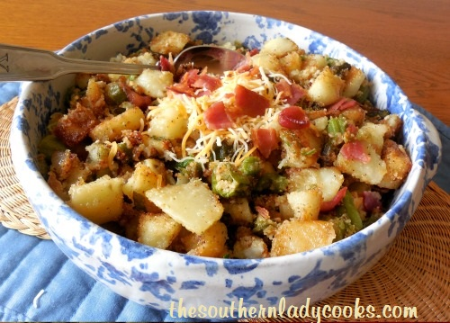 Okra and Potatoes Supreme - Copy - Copy