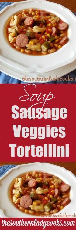 sausage-veggies-and-tortellini-soup