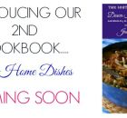 COOKBOOK ANNOUNCEMENT