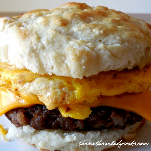 Hardee's Biscuit - The Southern Lady Cook