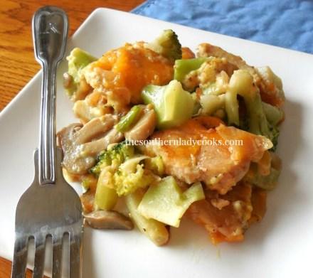 chicken casserole recipes