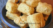 BEER BISCUITS