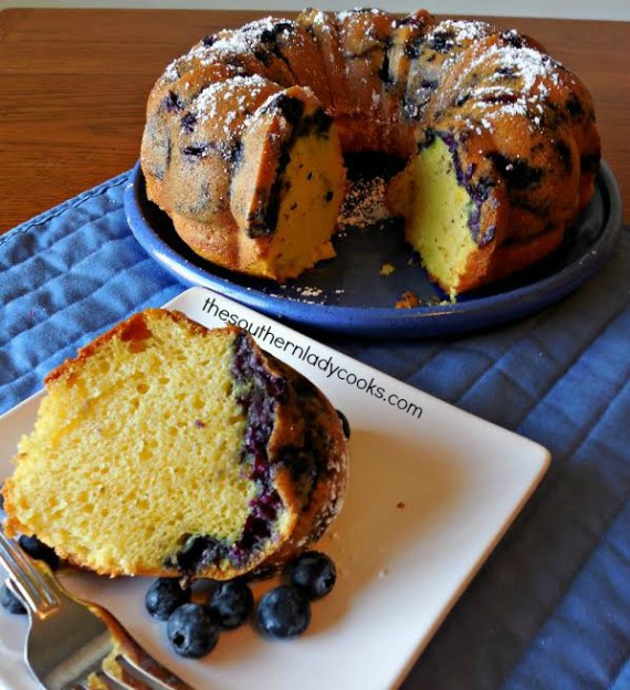 Southern Lady Lemon Cake Recipe