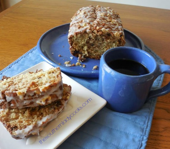 Oatmeal Raisin Bread - The Southern Lady Cooks