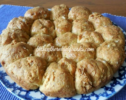 Sourdough Rolls - The Southern Lady Cooks