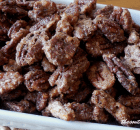 HOW TO MAKE SOUTHERN CANDIED PECANS