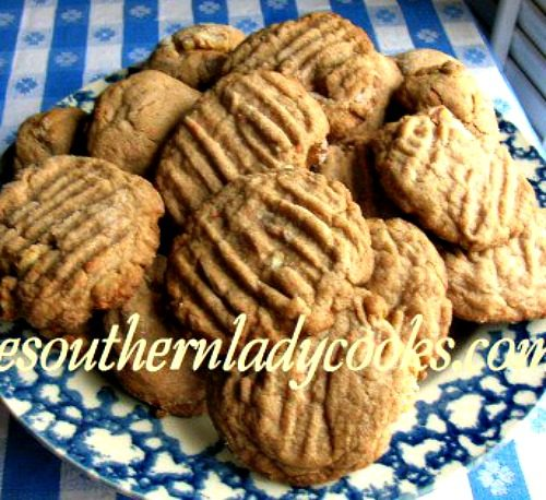 spiced carrot cake mix cookies