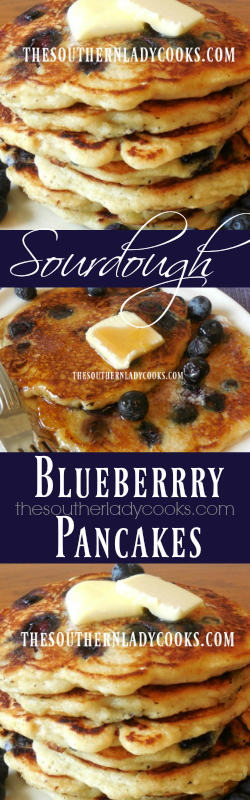 the-southern-lady-cooks-sourdough-blueberry-pancakes