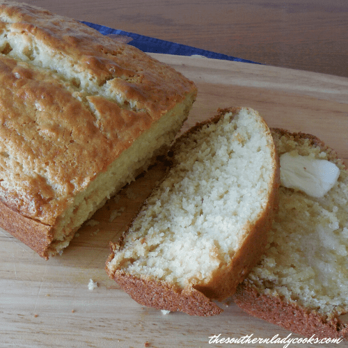 Old Fashioned Sweet Bread - The Southern Lady Cooks