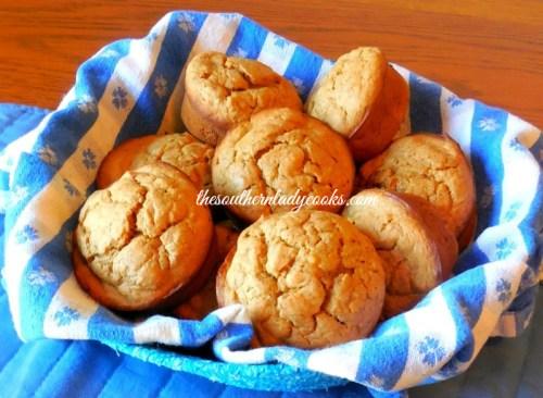 Sweet Potato Banana Muffins Recipe The Southern Lady Cooks