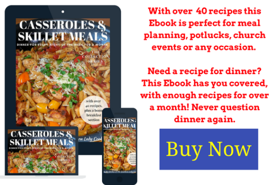 Casseroles and Skillet Meals Cookbook digital