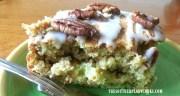 PISTACHIO SWIRL CAKE