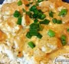 CROCK POT CREAM CHEESE RANCH CHICKEN